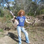 Meghan finds her inner Texan in Nowheresville.