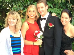 prom moms with prom dates