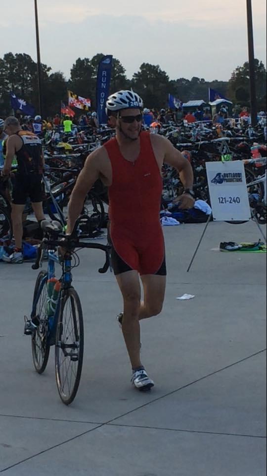 oilman-eric-starting-bicycle
