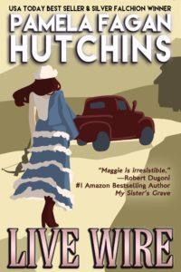 Book Cover: Live Wire (Maggie 1)