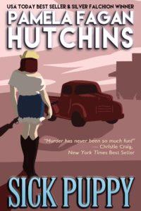 Book Cover: Sick Puppy (Maggie 2)