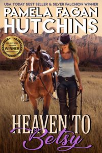 Book Cover: Heaven to Betsy (Emily 1)